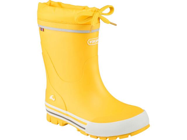Viking Footwear Jolly Stivali invernali Bambino, yellow